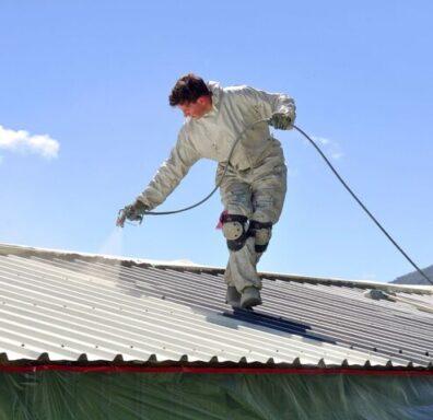 Roof painting brisbane